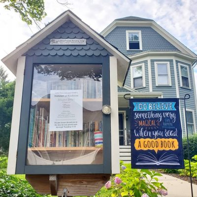 Free Little Libraries