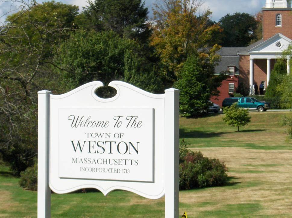 Ongoing: Weston, Massachusetts